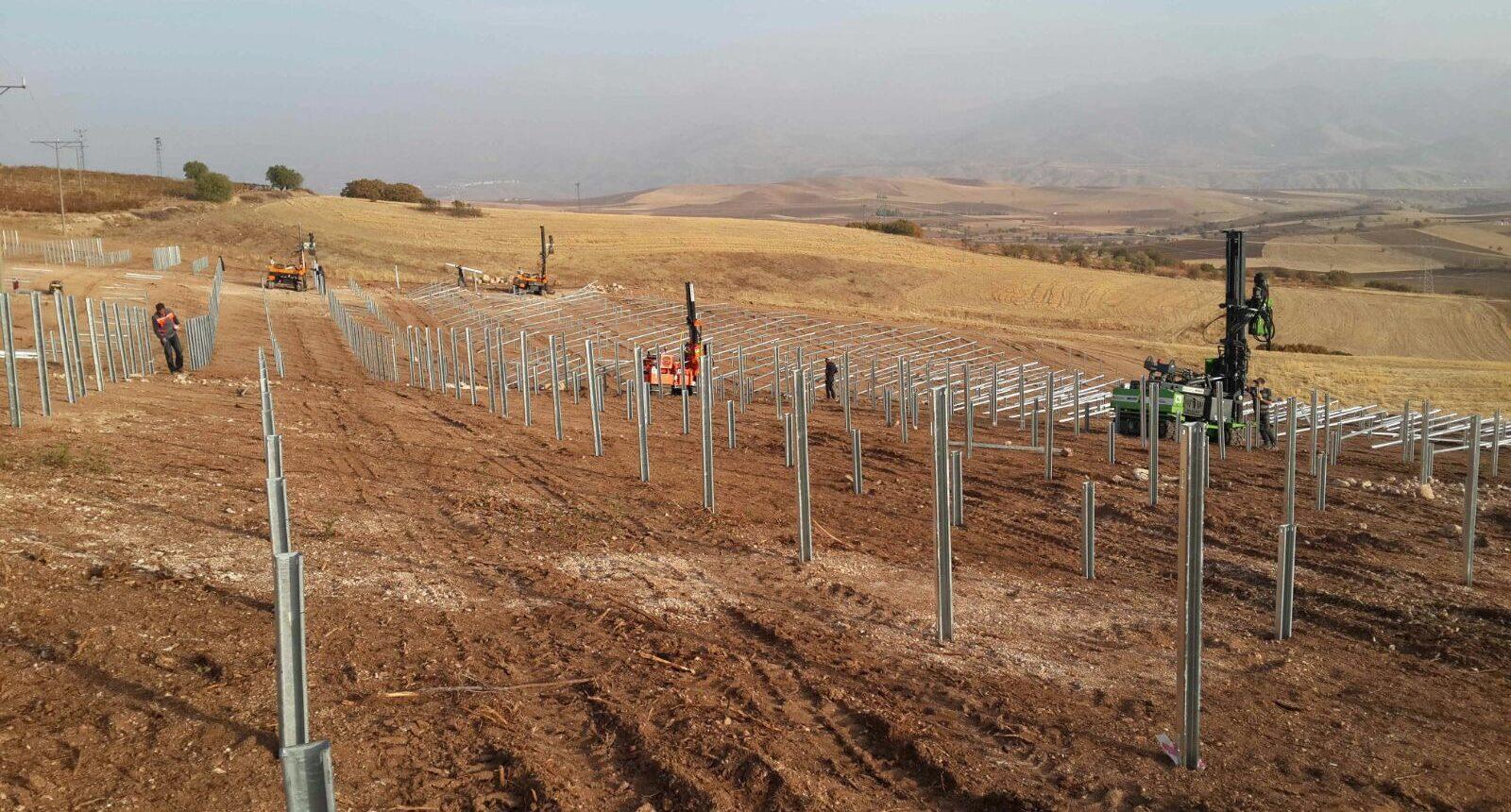 Arazi Üzeri Ges 7- Heran Enerji