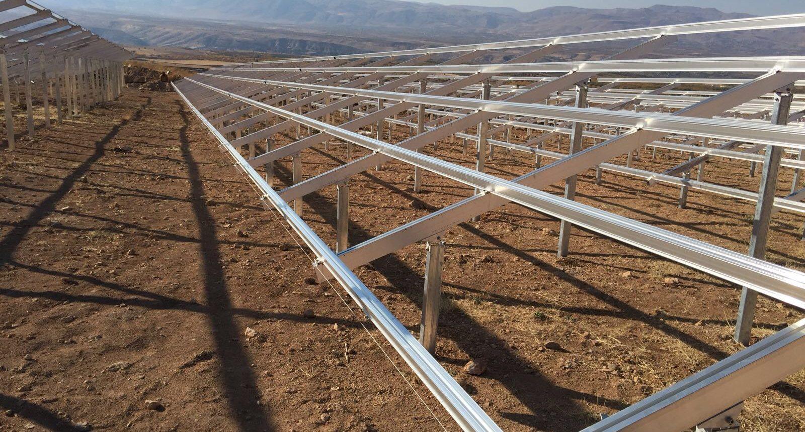 Arazi Üzeri Ges 8- Heran Enerji
